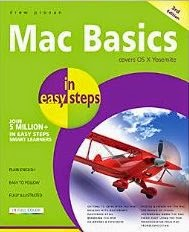 Mac Basics in easy steps: Covers OS X Yosemite