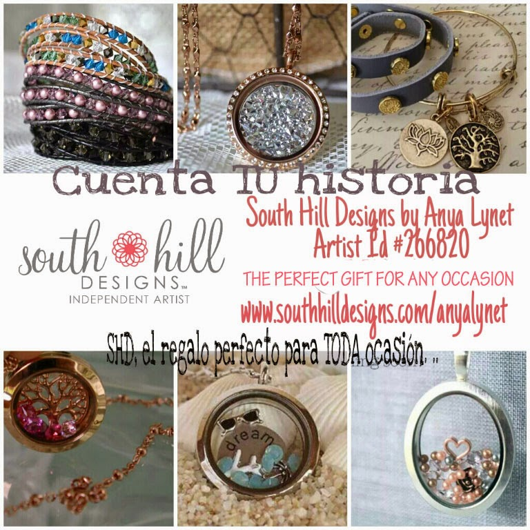 Share your Story with South Hill Designs