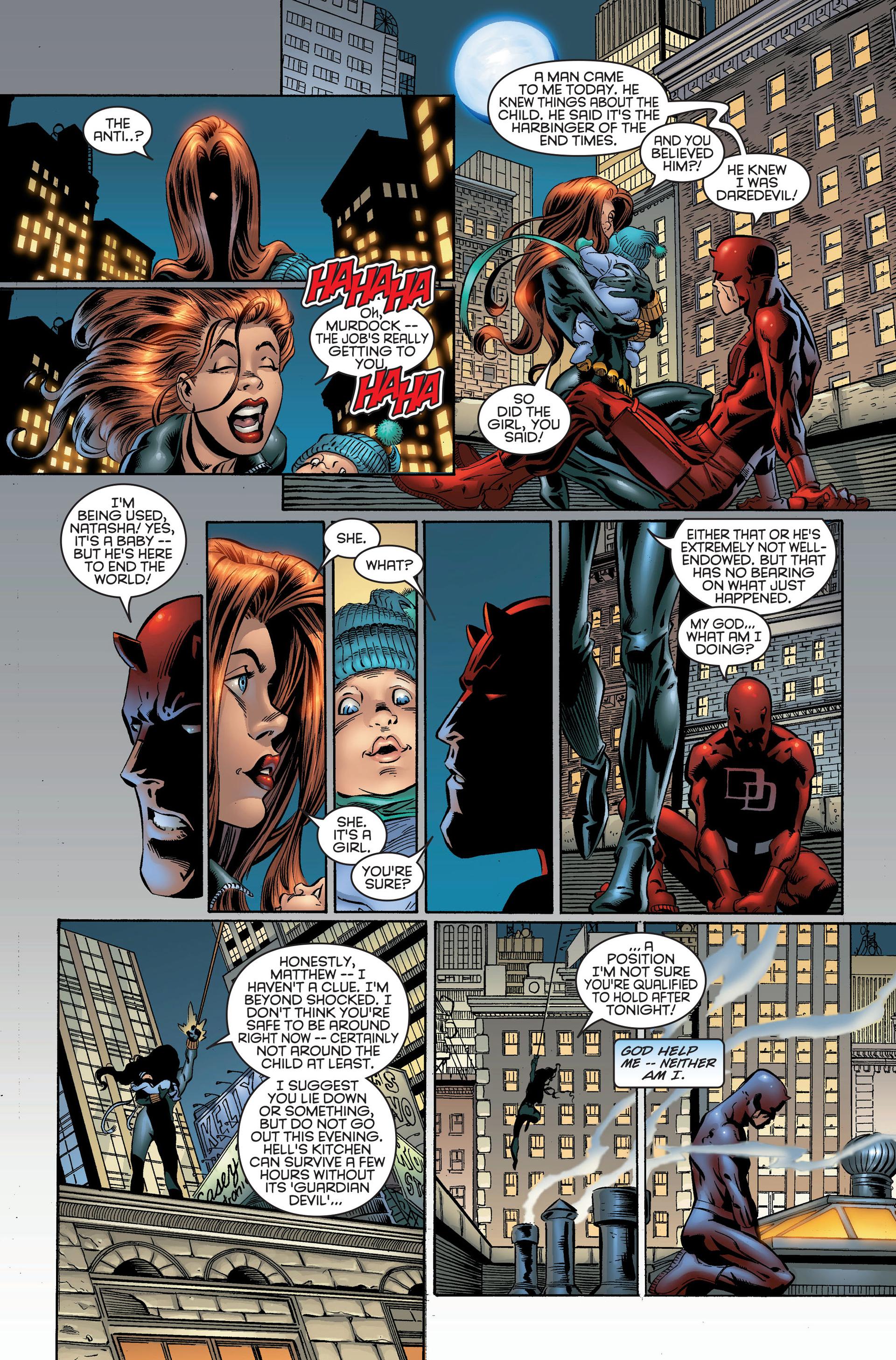 Read online Daredevil (1998) comic -  Issue #2 - 19
