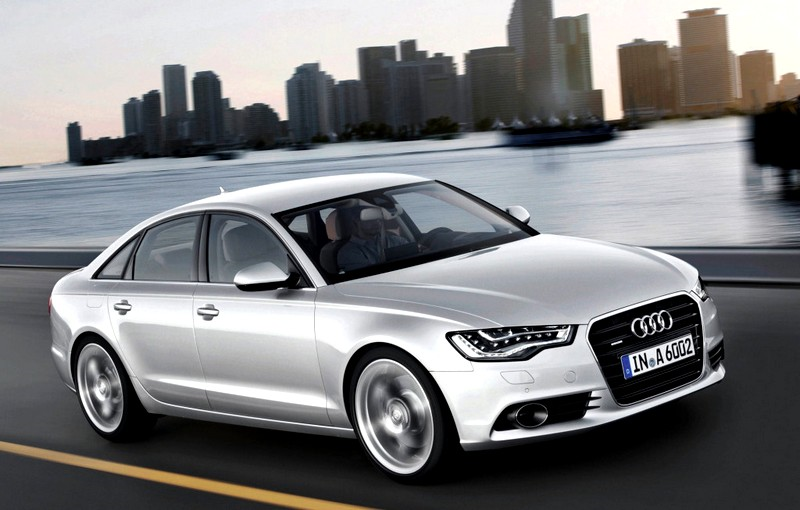 2015 Audi A6/TDI/S6