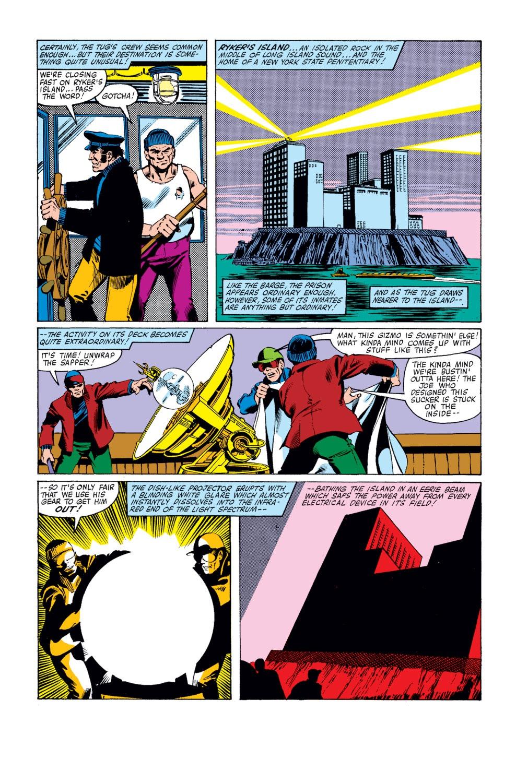 Captain America (1968) Issue #251 #166 - English 6