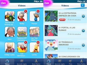 CLAN TV -  VIDEOS
