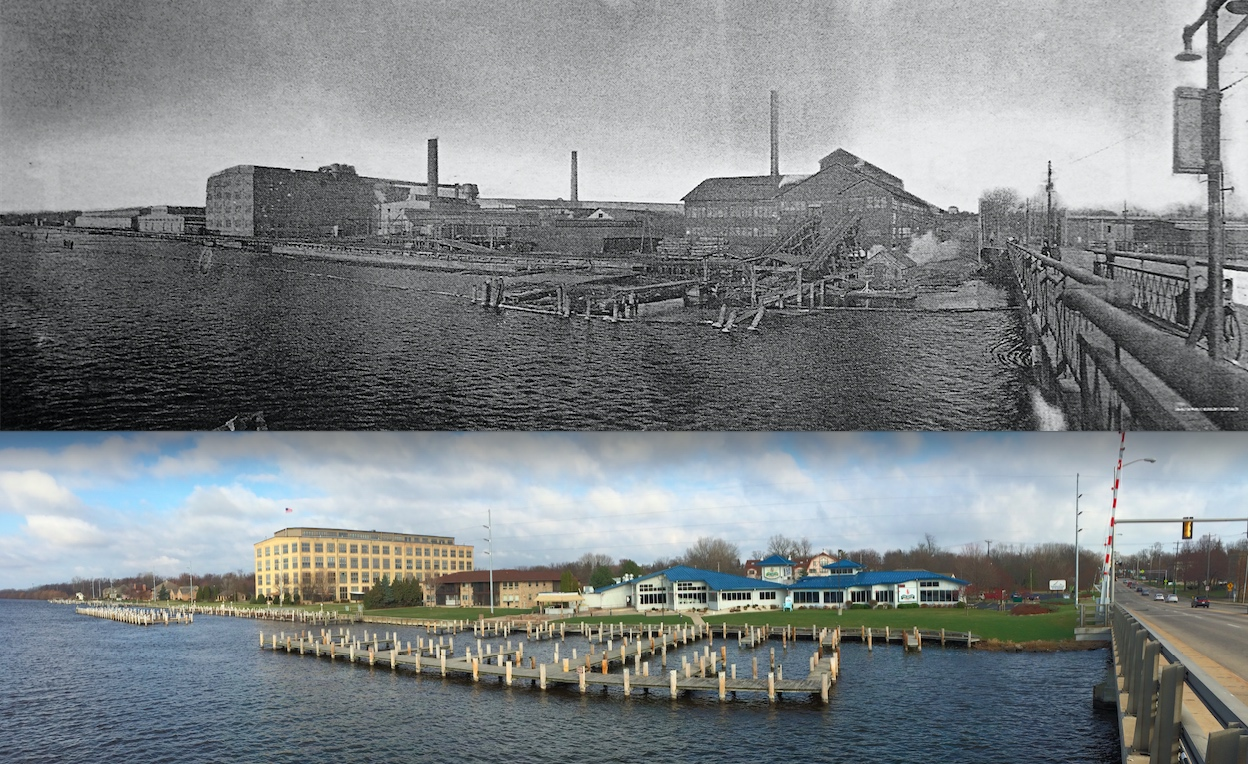 Oshkosh Beer: Then & Now: From Paine Lumber to Fox River Brewing