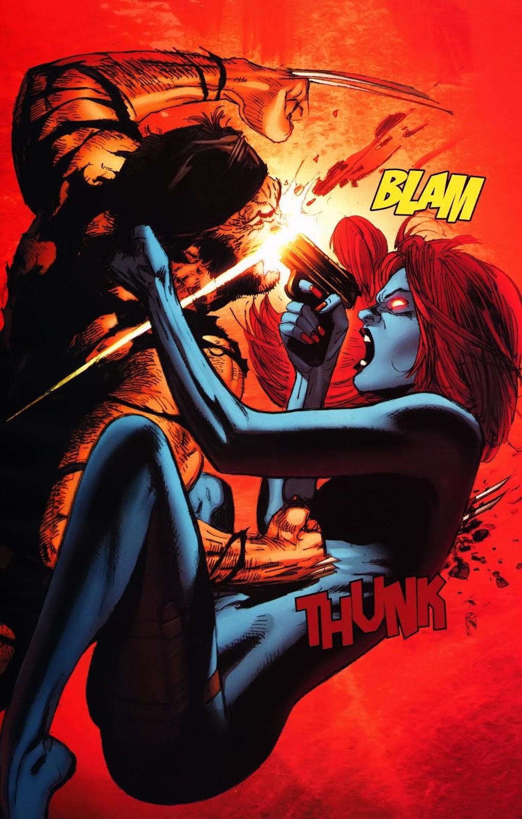 Read online Wolverine (2003) comic -  Issue #65 - 14