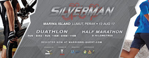 Silverman Duathlon & Half Marathon 2017 - 12 August 2017