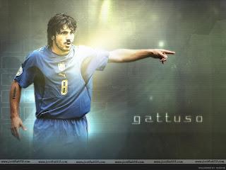 Gennaro Gattuso Ac Milan Wallpaper 2011 4