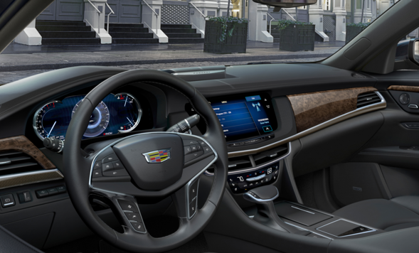 2017 Cadillac Super Cruise