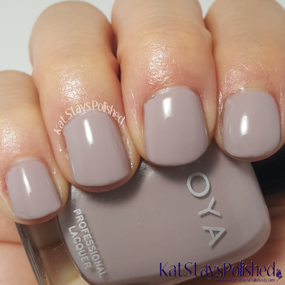 Zoya Whispers 2016 - Eastyn | Kat Stays Polished