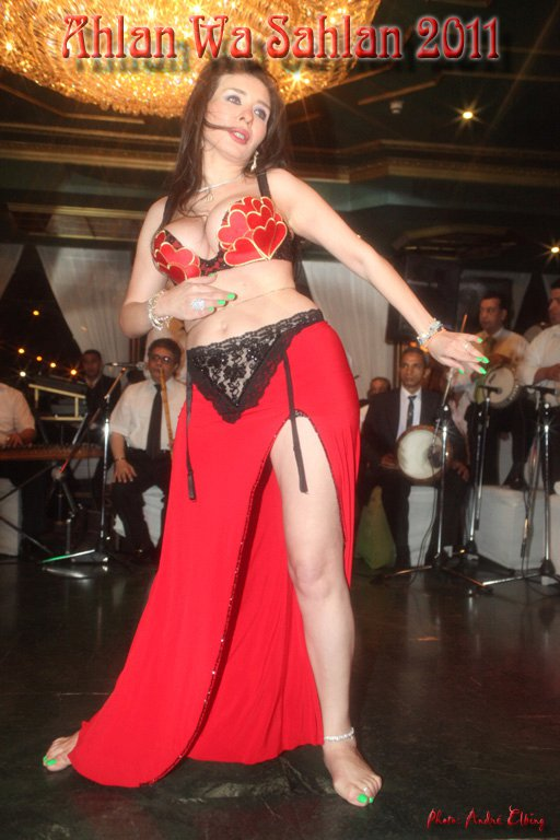 dina belly dance: