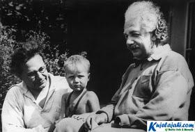 Ternyata Einstein Bukan Suami yang Baik - Kujelajahi.com