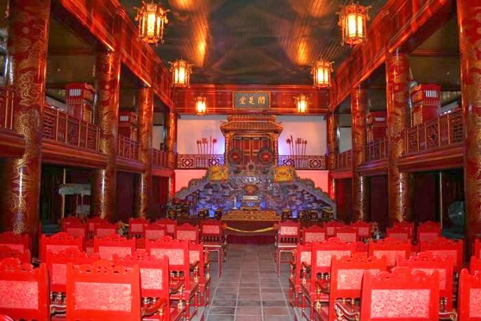 nhà hát đại nội huế