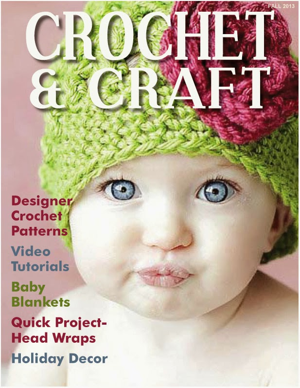 Just Crochet Magazine : Sharp Crochet Hook: Crochet Magazine with tons of great designer ...