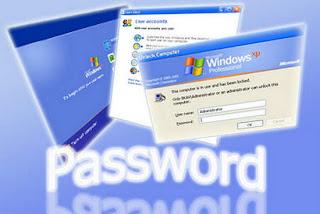 Hack Password Administrator Windows XP