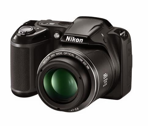 A Nikon Coolpix L320