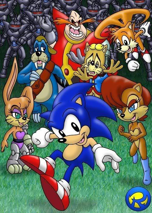 Sonic Sonsuz Evren Oyunu