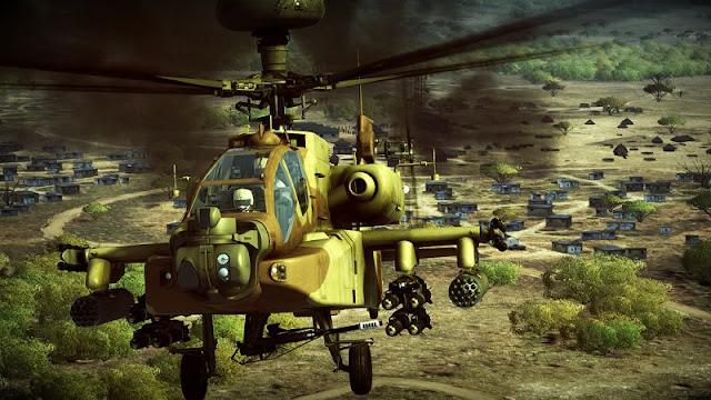 Apache Air Assault PC Game