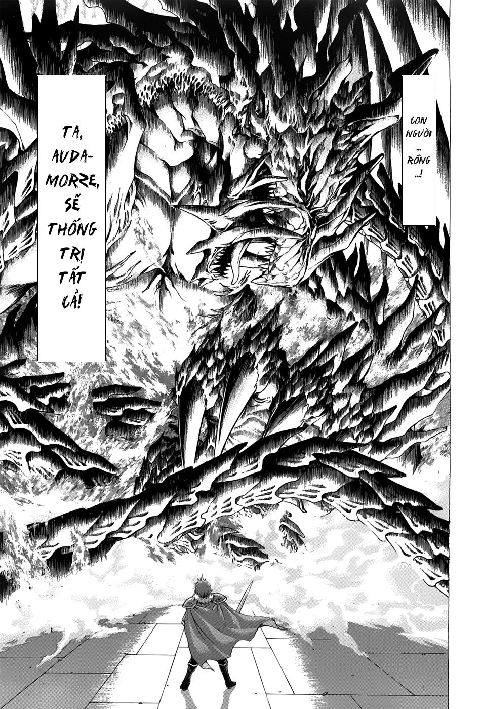 Fire Emblem-Hasha no Tsurugi chap 44 - Trang 5