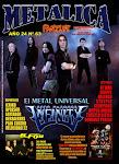 METALLICA FANZINE 23 años luchando por el metal!!!!