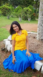 Chaya Tele Drama On Location Maheshi Madushanka