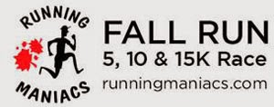 Running Maniacs Fall Run