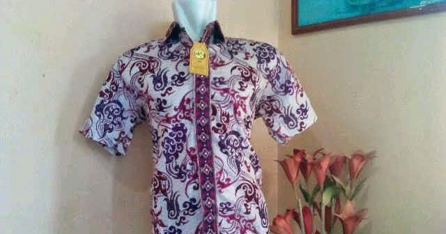 Modelbaju24 Model Baju Batik Modern Pria