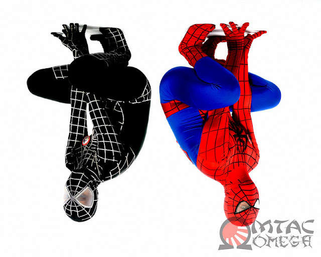 Jedi Mouseketeer Cosplay Friday Spider Men