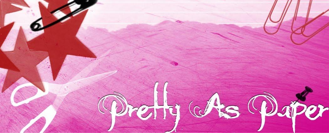 Pretty as Paper