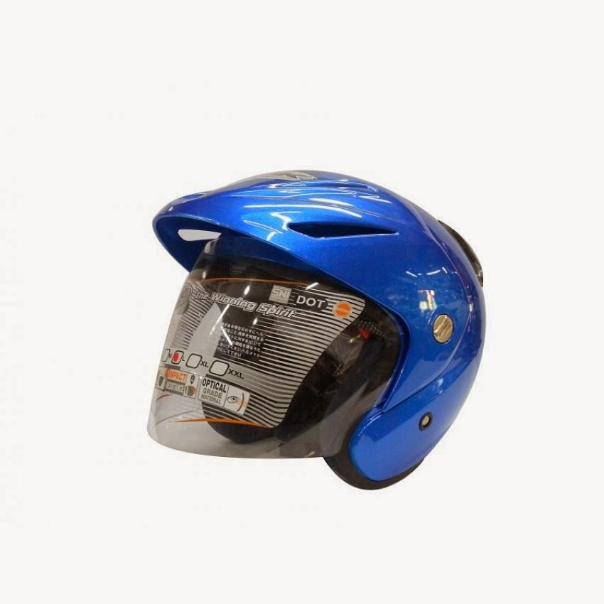 Harga Helm INK - CX 22 Half Face