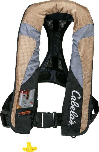 N y c reservoir fishing pfd life jackets preservers for Cabelas fishing vest
