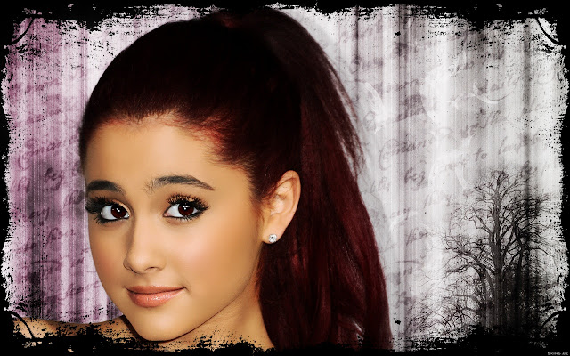 Ariana Granda HD Wallpaper