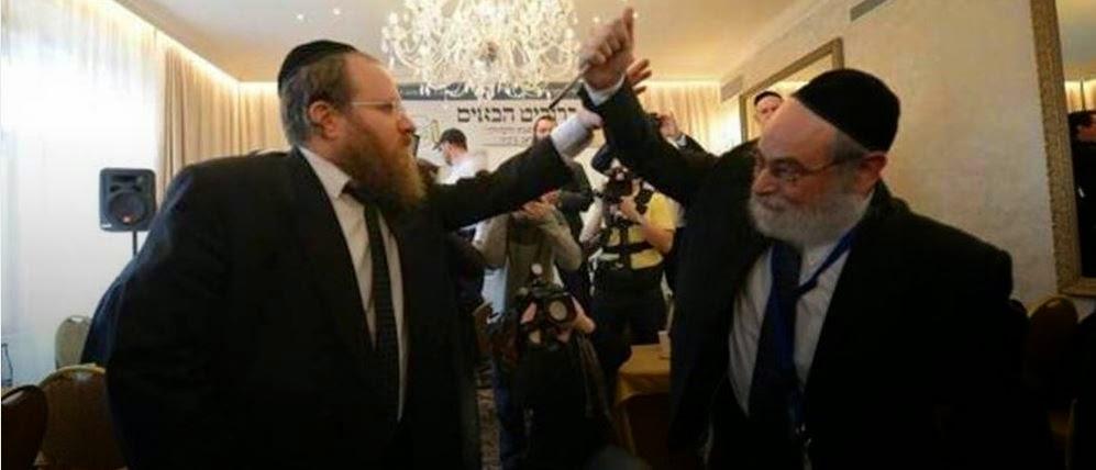 Líder de rabinos dá conferência sobre auto-defesa