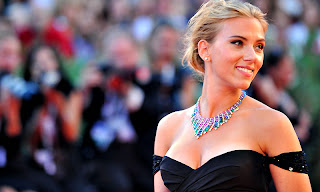 Scarlett Johansson again named 'sexiest woman alive' by Esquire