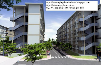 Nhà ở xã hội Becamex KDC Vsip 1 - Việt Sing - Thuận An. Hỗ trợ đăng ký mua nhà ngay hôm nay tại văn phòng Becamex Real.