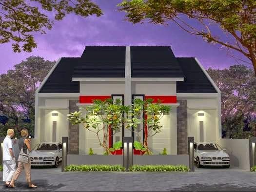 Foto Desain Rumah Minimalis Sederhana 1 Lantai 2015
