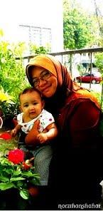 My Mother ''Norzihan Shahar''