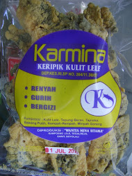 kripik kulit lele