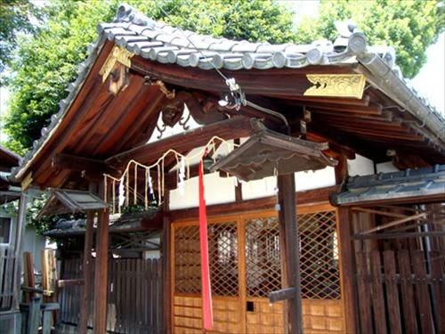 櫟谷七野神社(いちいだにななのじんじゃ)