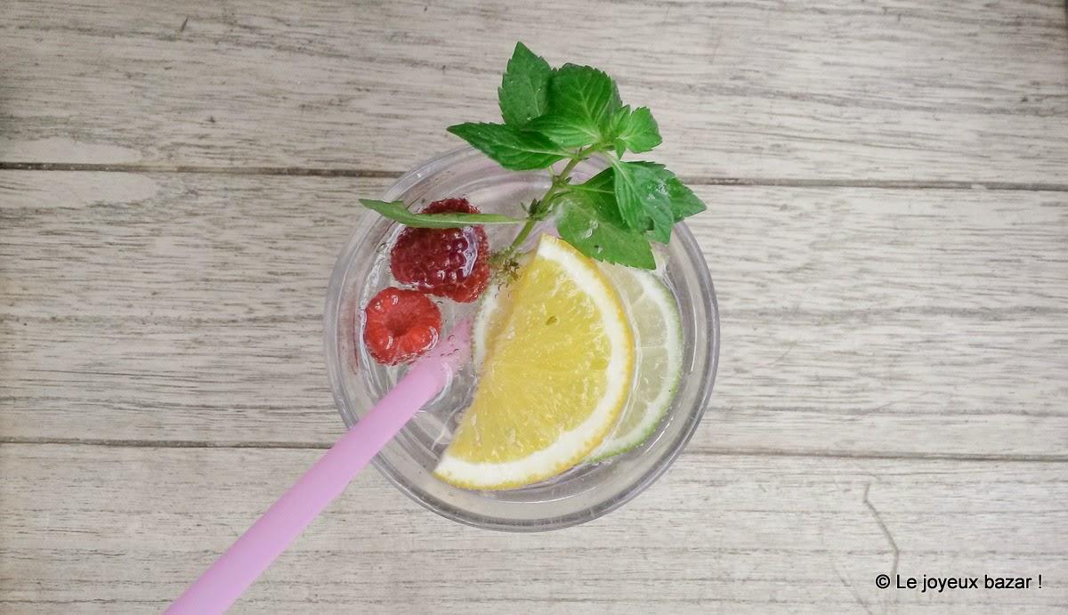 Weranda - eau aux fruits