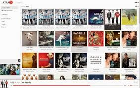 Reproduce música del YouTube con Atraci, nuevo reproductor música ubuntu,