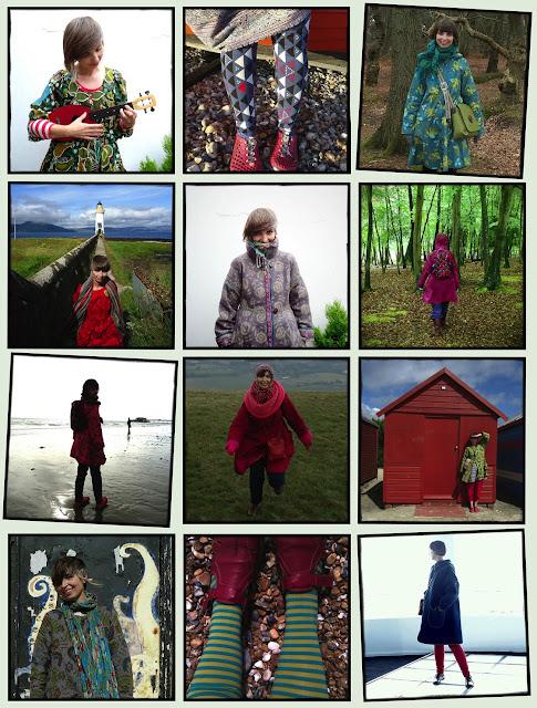Celebrating 10 years of wearing Gudrun Sjodén's designs!