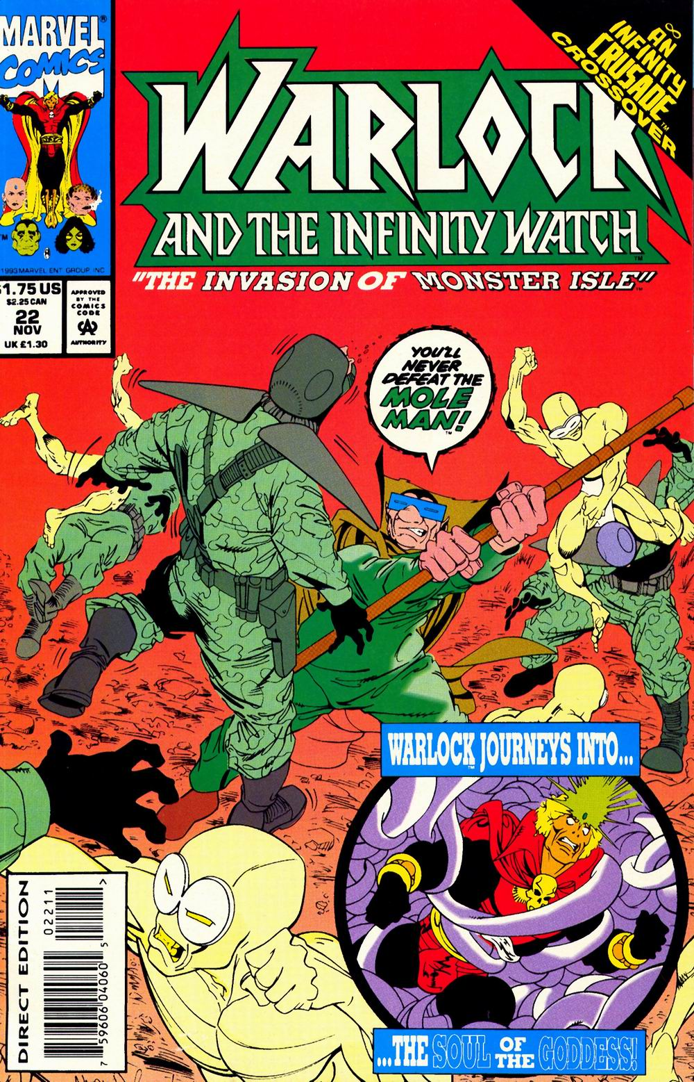infinity watch. warlock and the infinity watch 022 d