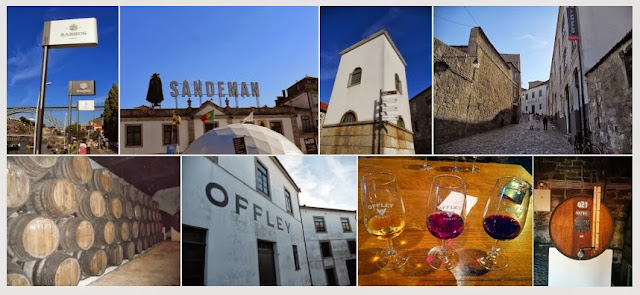 Photo Album - City Break in Porto - Port Tasting at Offley