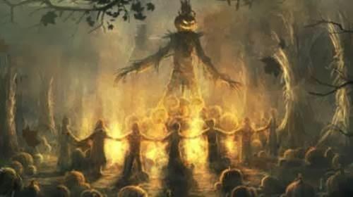 los verdaderos origenes de halloween