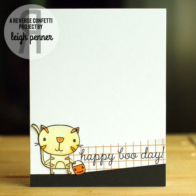 Countdown to Confetti Too Cute To Spook Leigh Penner @leigh148 @reverseconfetti #revereseconfetti #cards