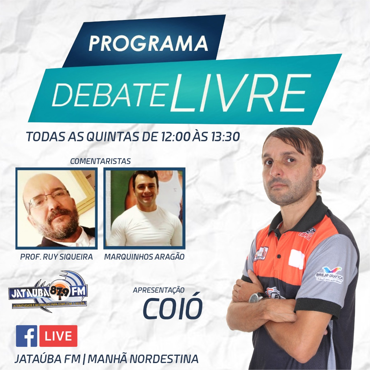 Programa Debate Livre
