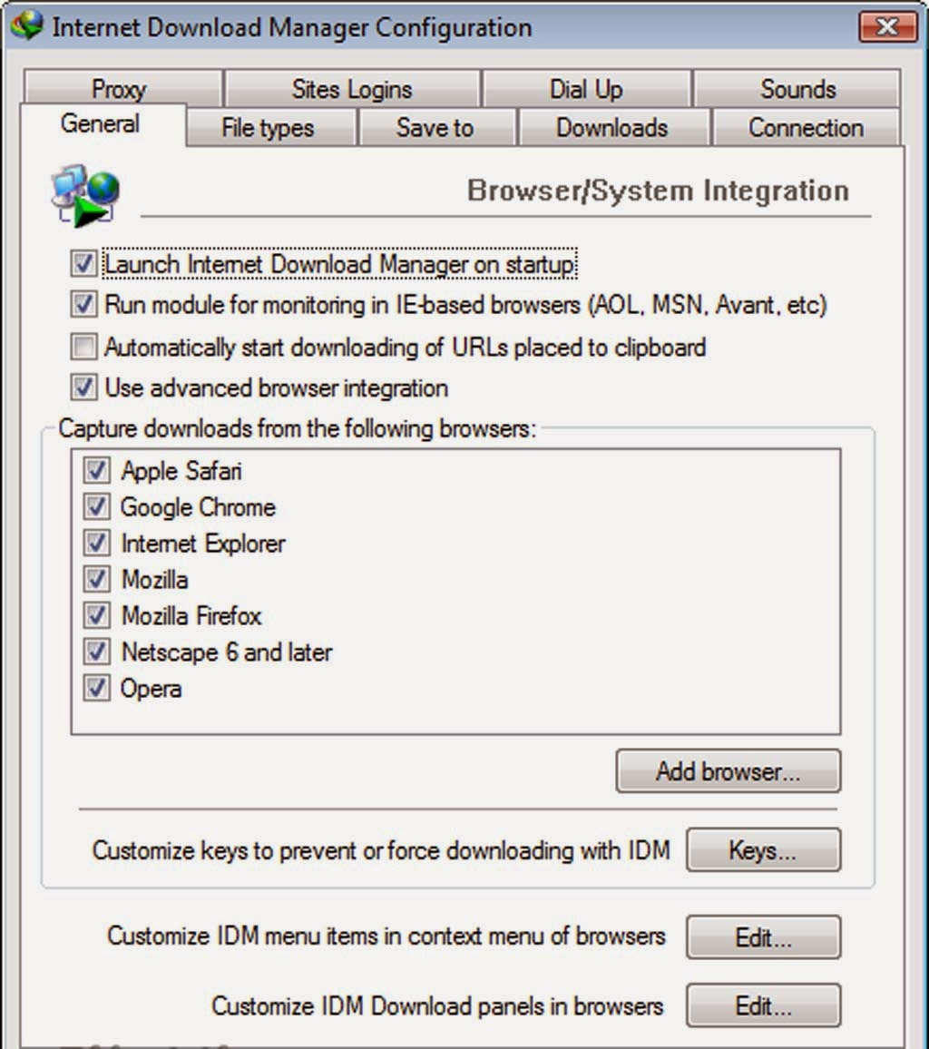 Internet Download Manager 6.19 Build 3 Free Download For Computer