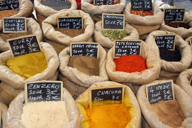 Variety of spices in life essay