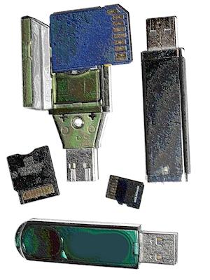 ESETセキュリティブログ:USBフラッシュドライブ