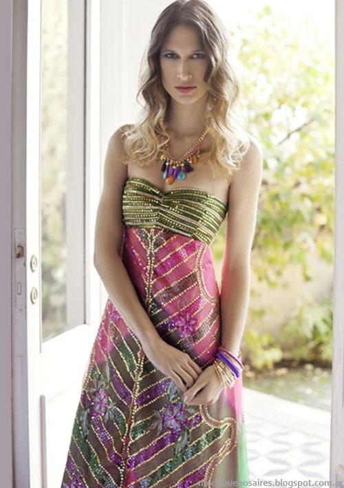 Cambac vestidos de fiesta 2013. Moda verano 2013.