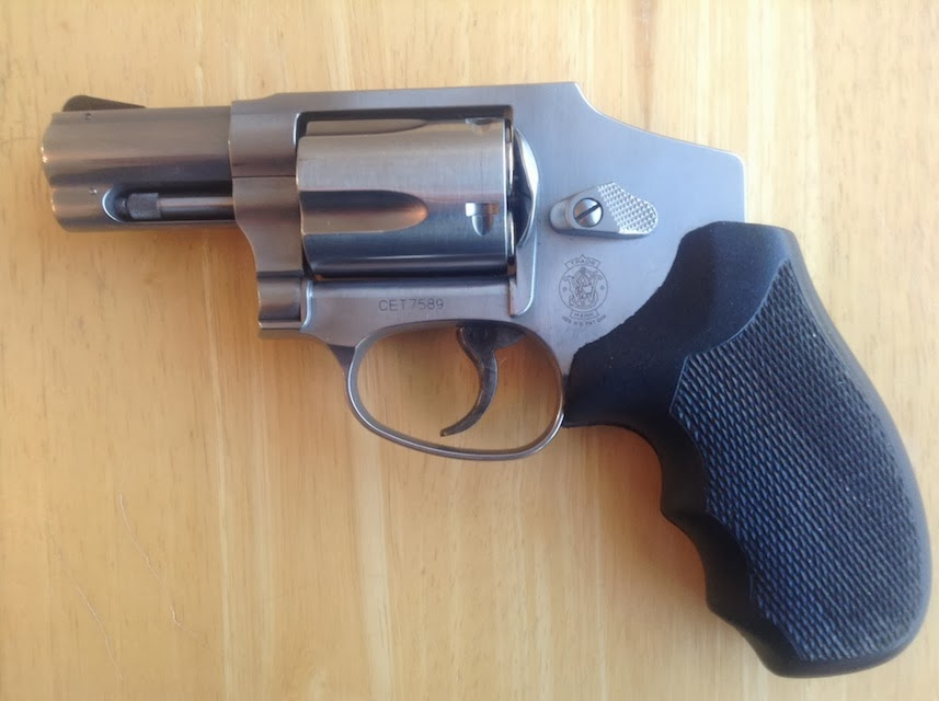 Smith & Wesson Model 640-1 .357 Magnum Pre-Lock